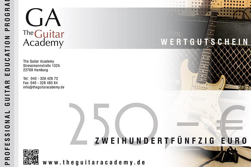Wertgutschein 250.-€